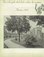 Page 4, 1958 Edition, New Cumberland High School - Shawnee Yearbook (New Cumberland, PA) online yearbook collection
