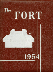 1954 Edition, Forty Fort High School - Fort Yearbook (Forty Fort, PA)