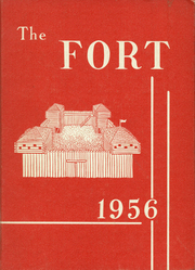 1956 Edition, Forty Fort High School - Fort Yearbook (Forty Fort, PA)