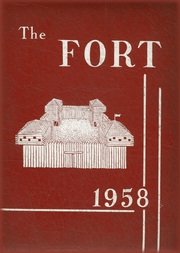 1958 Edition, Forty Fort High School - Fort Yearbook (Forty Fort, PA)