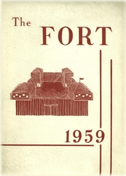 1959 Edition, Forty Fort High School - Fort Yearbook (Forty Fort, PA)
