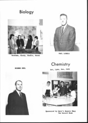 Page 16, 1966 Edition, Tidioute High School - Chief Yearbook (Tidioute, PA) online yearbook collection