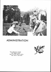 Page 6, 1966 Edition, Tidioute High School - Chief Yearbook (Tidioute, PA) online yearbook collection