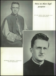 Page 14, 1958 Edition, St Marys High School - Cor Mariae Yearbook (Wilkes Barre, PA) online yearbook collection