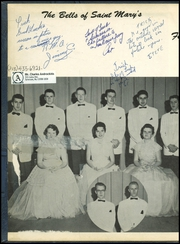 Page 2, 1958 Edition, St Marys High School - Cor Mariae Yearbook (Wilkes Barre, PA) online yearbook collection