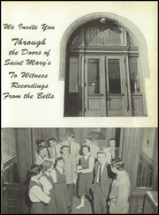 Page 5, 1958 Edition, St Marys High School - Cor Mariae Yearbook (Wilkes Barre, PA) online yearbook collection