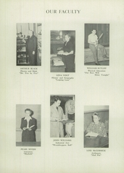 Page 10, 1949 Edition, Fairview Township Karns City High School - Afterthought Yearbook (Karns City, PA) online yearbook collection