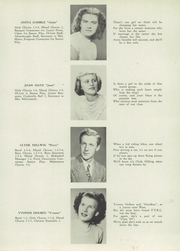 Page 17, 1949 Edition, Fairview Township Karns City High School - Afterthought Yearbook (Karns City, PA) online yearbook collection