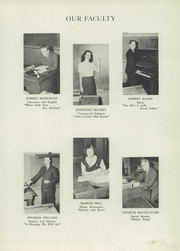 Page 9, 1949 Edition, Fairview Township Karns City High School - Afterthought Yearbook (Karns City, PA) online yearbook collection