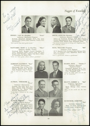 Page 14, 1949 Edition, Aspinwall High School - Cavalier Yearbook (Aspinwall, PA) online yearbook collection