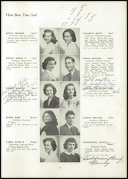 Page 15, 1949 Edition, Aspinwall High School - Cavalier Yearbook (Aspinwall, PA) online yearbook collection