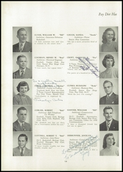 Page 16, 1949 Edition, Aspinwall High School - Cavalier Yearbook (Aspinwall, PA) online yearbook collection