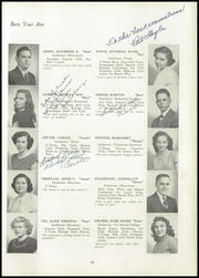 Page 17, 1949 Edition, Aspinwall High School - Cavalier Yearbook (Aspinwall, PA) online yearbook collection
