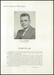 Page 9, 1949 Edition, Aspinwall High School - Cavalier Yearbook (Aspinwall, PA) online yearbook collection