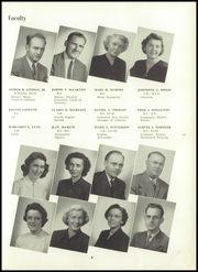 Page 15, 1950 Edition, Aspinwall High School - Cavalier Yearbook (Aspinwall, PA) online yearbook collection