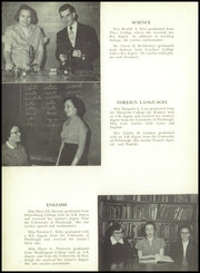Page 16, 1954 Edition, Aspinwall High School - Cavalier Yearbook (Aspinwall, PA) online yearbook collection