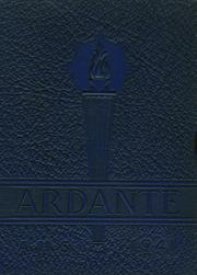 1941 Edition, Ashland High School - Ardante Yearbook (Ashland, PA)