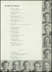 Page 15, 1946 Edition, Ashland High School - Ardante Yearbook (Ashland, PA) online yearbook collection