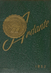 1952 Edition, Ashland High School - Ardante Yearbook (Ashland, PA)
