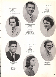 Bentleyville High School - Bear Yearbook (Bentleyville, PA) online yearbook collection, 1956 Edition, Page 23