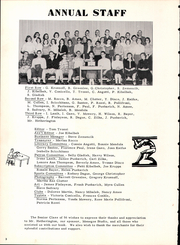 Bentleyville High School - Bear Yearbook (Bentleyville, PA) online yearbook collection, 1956 Edition, Page 8