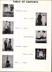 Page 10, 1958 Edition, Bentleyville High School - Bear Yearbook (Bentleyville, PA) online yearbook collection