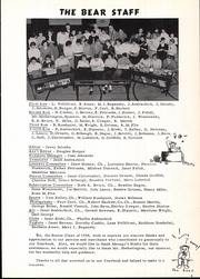 Page 11, 1958 Edition, Bentleyville High School - Bear Yearbook (Bentleyville, PA) online yearbook collection