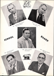 Page 14, 1958 Edition, Bentleyville High School - Bear Yearbook (Bentleyville, PA) online yearbook collection