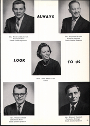 Page 17, 1958 Edition, Bentleyville High School - Bear Yearbook (Bentleyville, PA) online yearbook collection
