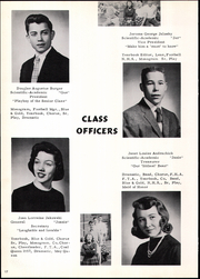 Page 22, 1958 Edition, Bentleyville High School - Bear Yearbook (Bentleyville, PA) online yearbook collection