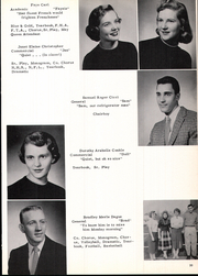 Page 25, 1958 Edition, Bentleyville High School - Bear Yearbook (Bentleyville, PA) online yearbook collection