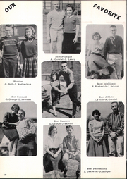 Page 36, 1958 Edition, Bentleyville High School - Bear Yearbook (Bentleyville, PA) online yearbook collection