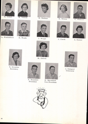 Bentleyville High School - Bear Yearbook (Bentleyville, PA) online yearbook collection, 1958 Edition, Page 50