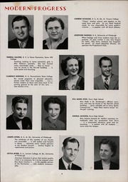 Page 13, 1951 Edition, Hurst High School - Colophon Yearbook (Mount Pleasant, PA) online yearbook collection