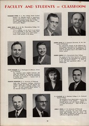 Page 14, 1951 Edition, Hurst High School - Colophon Yearbook (Mount Pleasant, PA) online yearbook collection