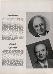 Page 13, 1952 Edition, Hurst High School - Colophon Yearbook (Mount Pleasant, PA) online yearbook collection