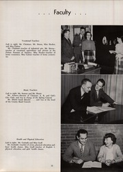 Page 16, 1952 Edition, Hurst High School - Colophon Yearbook (Mount Pleasant, PA) online yearbook collection