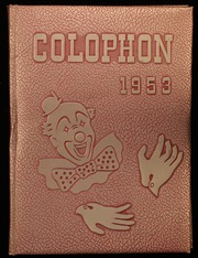 1953 Edition, Hurst High School - Colophon Yearbook (Mount Pleasant, PA)