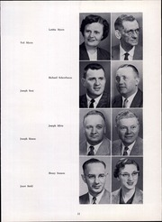 Page 15, 1958 Edition, Hurst High School - Colophon Yearbook (Mount Pleasant, PA) online yearbook collection