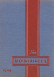Page 1, 1945 Edition, Frackville High School - Mountaineer Yearbook (Frackville, PA) online yearbook collection
