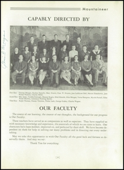 Page 13, 1945 Edition, Frackville High School - Mountaineer Yearbook (Frackville, PA) online yearbook collection