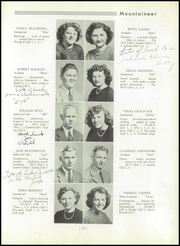 Page 17, 1945 Edition, Frackville High School - Mountaineer Yearbook (Frackville, PA) online yearbook collection
