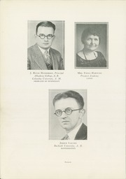 Page 18, 1929 Edition, Zelienople High School - Zelie Ann Yearbook (Zelienople, PA) online yearbook collection