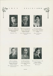 Page 17, 1932 Edition, Zelienople High School - Zelie Ann Yearbook (Zelienople, PA) online yearbook collection