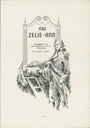 Page 7, 1932 Edition, Zelienople High School - Zelie Ann Yearbook (Zelienople, PA) online yearbook collection