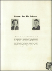 Page 11, 1940 Edition, Zelienople High School - Zelie Ann Yearbook (Zelienople, PA) online yearbook collection