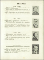 Page 13, 1940 Edition, Zelienople High School - Zelie Ann Yearbook (Zelienople, PA) online yearbook collection