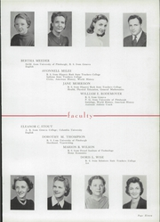Page 15, 1942 Edition, Zelienople High School - Zelie Ann Yearbook (Zelienople, PA) online yearbook collection