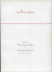 Page 7, 1942 Edition, Zelienople High School - Zelie Ann Yearbook (Zelienople, PA) online yearbook collection