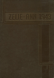 Page 1, 1943 Edition, Zelienople High School - Zelie Ann Yearbook (Zelienople, PA) online yearbook collection